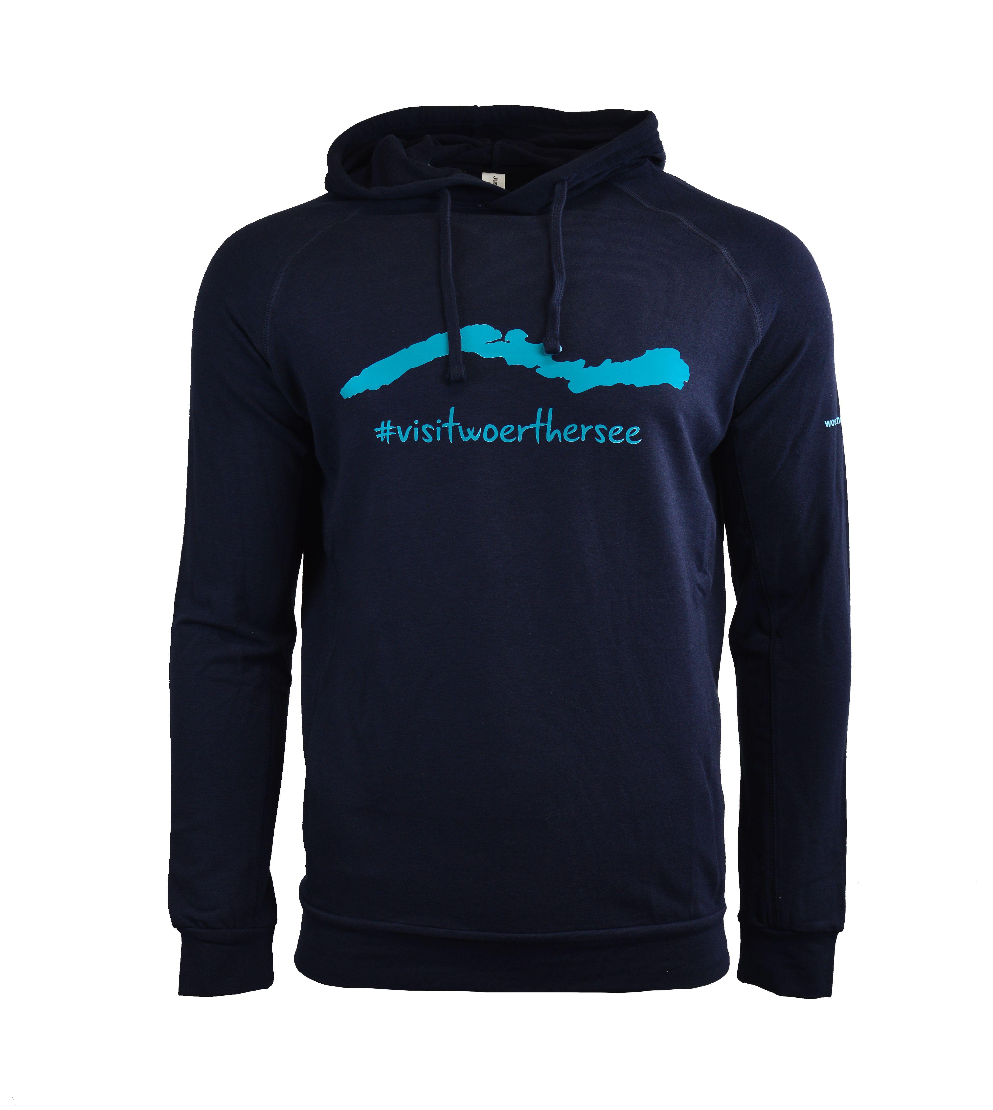 Kapuzensweater Unisex navy